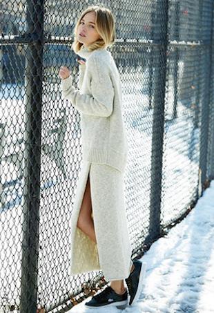 Nadia Fairfax in New York City