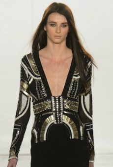 Sass & Bide Cops Another Shock to the System