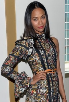 Zoe Saldana, Cara Delevingne and More Parade Out the Patterns in This Week's Celebrity Best Dressed List