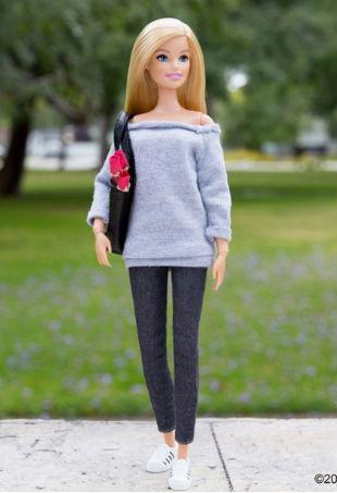 Barbie Flats