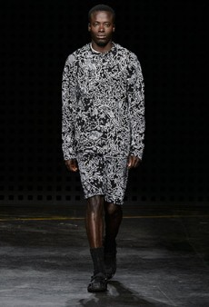 Christopher Raeburn Men's Spring 2016 Runway