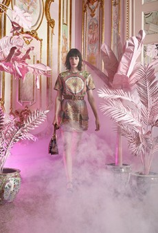 Cynthia Rowley Resort 2016 Runway