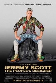 The Jeremy Scott Movie Trailer Is Here