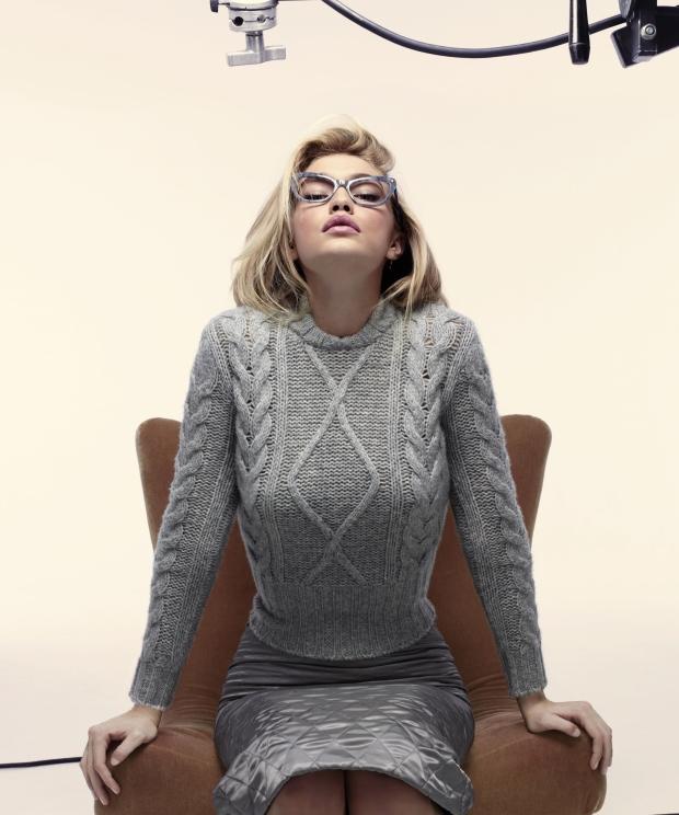 Max Mara Fall 2015 Ad Campaign Gigi Hadid