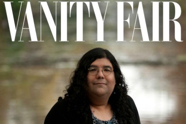 #MyVanityFairCover