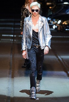 Philipp Plein Men's Spring 2016
