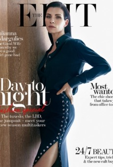 Julianna Margulies Shows Us How It's Done on The Edit's Latest Issue (Forum Buzz)