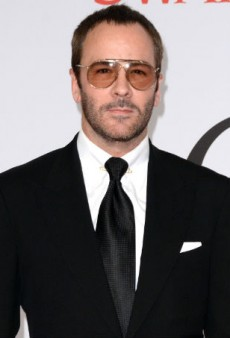 This Is What Tom Ford Letting Himself Go Looks Like