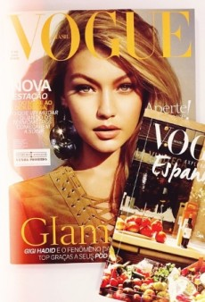 Gigi Hadid Scores Her Third Vogue Cover This Year (Forum Buzz)