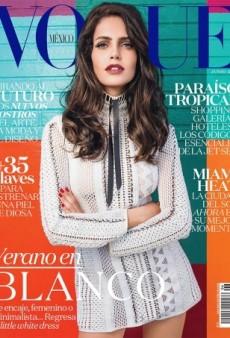 Amanda Wellsh Gives Us Plenty of Attitude on Vogue Mexico (Forum Buzz)