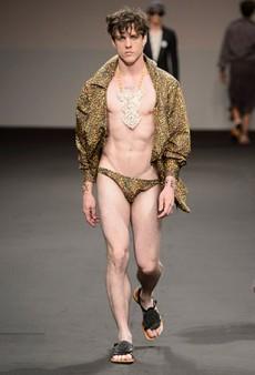 Vivienne Westwood Men's Spring 2016 Runway
