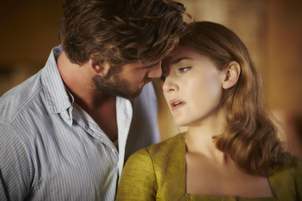 The Dressmaker Kate Winslet and Liam Hemsworth