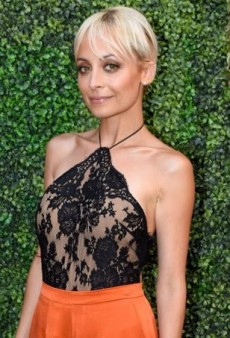 Nicole Richie Turns up the Texture While Promoting 'Candidly Nicole'