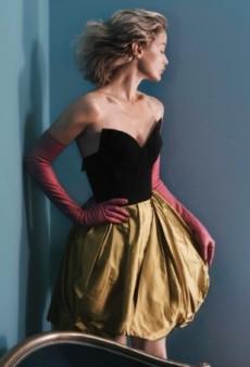 Carolyn Murphy Stars in Oscar de la Renta's Stunning Fall 2015 Campaign (Forum Buzz)
