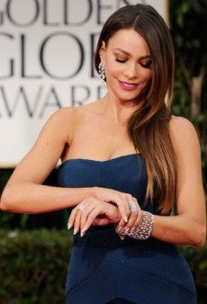 A Brief History of Sofia Vergara's Most OTT Red Carpet Jewelry