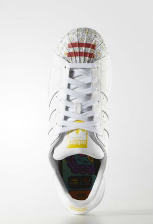 Adidas Supershell Pharrell