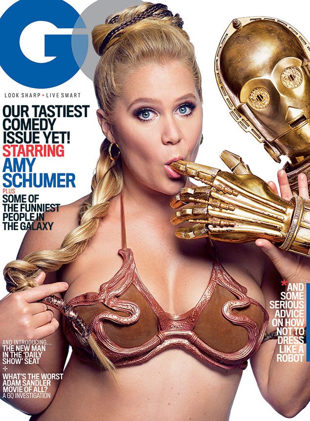 Amy Schumer GQ