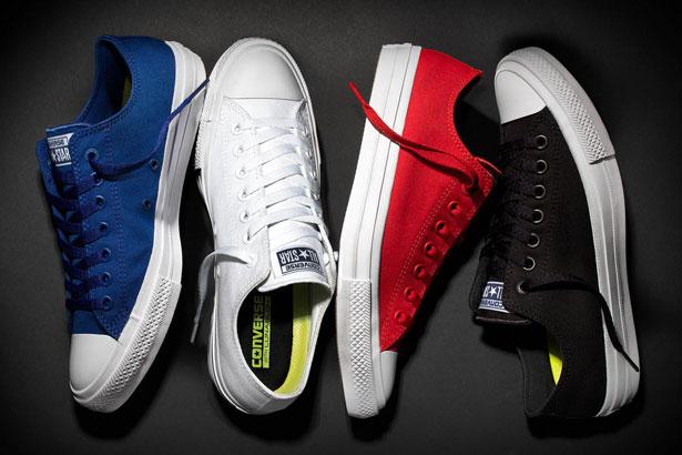 Converse Chuck II sneakers