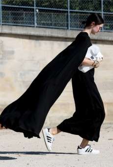 17 Street Style-Approved Ways to Wear White Sneakers