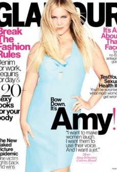 Did Glamour Do Amy Schumer Justice on Its August Cover? (Forum Buzz)