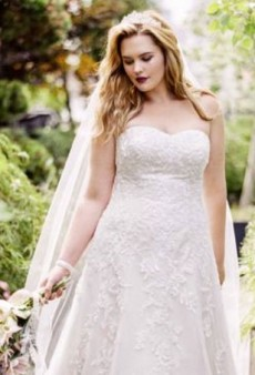 30 Jaw-Dropping Wedding Dresses for Curvy Brides