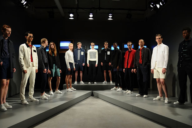 Timo Weiland Men's Spring 2016