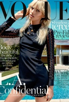 Devon Windsor Lands Her First Vogue Cover for the Thai Edition (Forum Buzz)