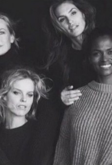 Watch: 90s Supermodels Reunite for Peter Lindbergh and NOWNESS