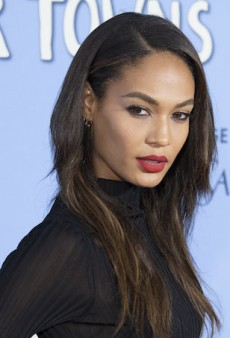 Joan Smalls Is Heading to Australia On Official David Jones Business