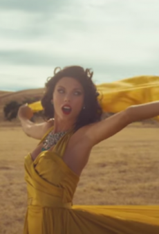 WATCH: Taylor Swift's 'Wildest Dreams' Clip
