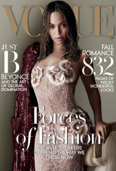 Watch Beyoncé's Behind-the-Scenes Video for Vogue's September Issue Cover Shoot