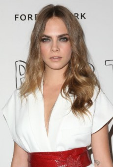 Cara Delevingne Talks Psoriasis, Sexual Harassment in the Fashion Industry