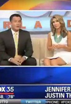 Watch: News Anchor Refuses to Talk About the Kardashians in Epic On-Air Rant
