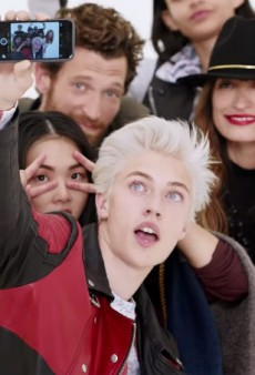 Watch Lucky Blue Smith, Binx Walton and Christina Hendricks Behind the Scenes of the New Zalando Campaign