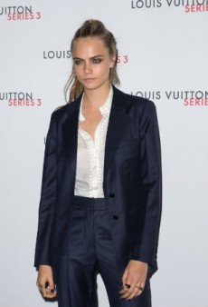 Cara Delevingne Was the Most Popular Model at LFW, Even Though She Didn't Walk Any Runways