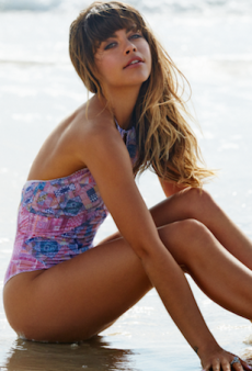 Insta-Star Mimi Elashiry Launches Swimwear Line