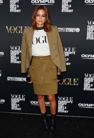 Vogue Fashion's Night Out - Sydney