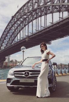 Coco Rocha Gives Australia's Hottest Designers the Nod During MBFFSYD 2015 Visit