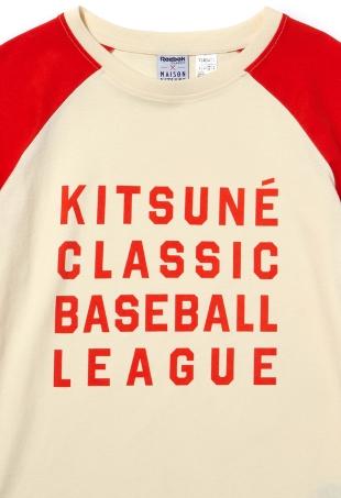 KITSUNE BASEBALL SHIRT