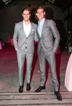 The Stenmark Twins Secure Deal with Australia's Next Top Model