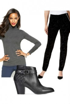 3 Ways to Style Your Favorite Black Pants