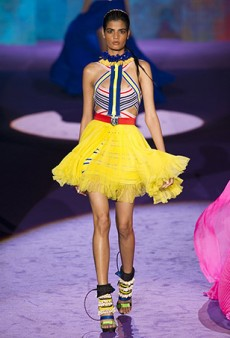 Dsquared2 Spring 2016 Runway