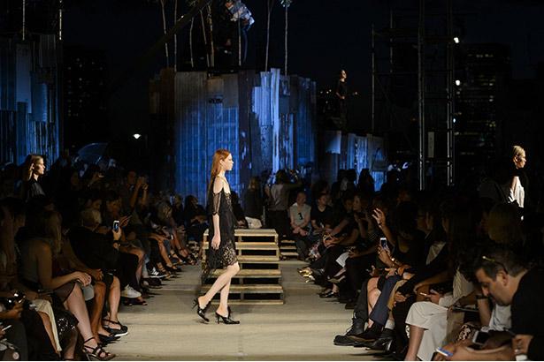 Givenchy Spring 2016 runway