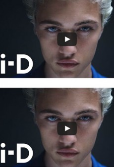Watch: Lucky Blue Smith Tells Us Everything We Need to Know About Him from A to Z