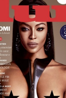 Naomi Campbell Is Photoshopped Into Oblivion on Lui's October Cover (Forum Buzz)