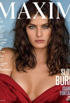 Isabeli Fontana Sets Pulses Racing on Maxim's October Cover (Forum Buzz)