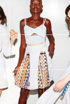Misha Nonoo Showed Her Spring 2016 Collection on Instagram — and It's Awesome