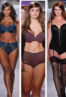 Thanks to Ashley Graham and Project Runway, Plus Size Fashion Is Having a Great Fashion Week