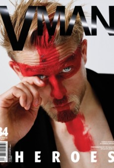 Forums Go Into Meltdown Over Charlie Hunnam's VMan Fall 2015 Cover (Forum Buzz)