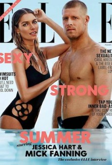 Mick Fanning is ELLE Australia's First-Ever Male Cover Star